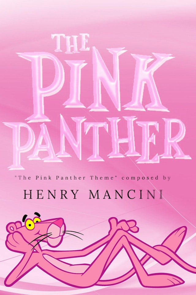 Ep. 42 - Henry Mancini's 'The Pink Panther'