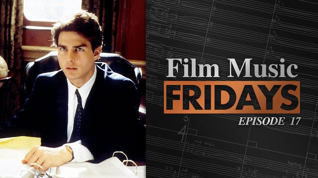 Ep. 17 - Dave Grusin's 'The Firm'