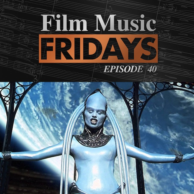 Ep. 40 - Eric Serra's 'The Fifth Element'