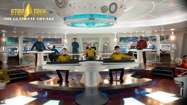 The Characters of Star Trek: The Ulti...