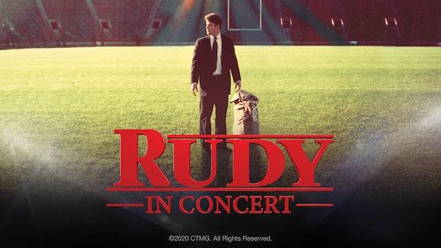 Rudy in Concert (Trailer + Extras)