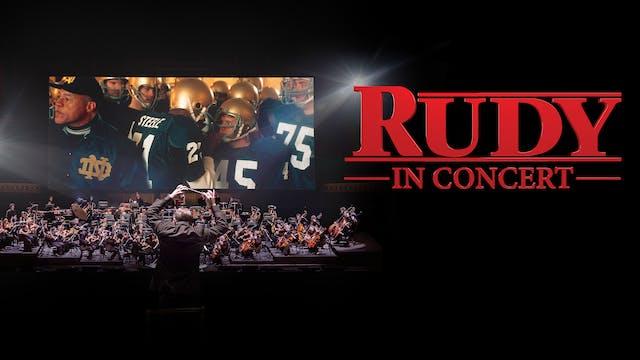 Rudy in Concert - Trailer