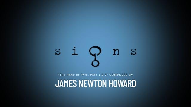 Ep. 14 - James Newton Howard's 'Signs'