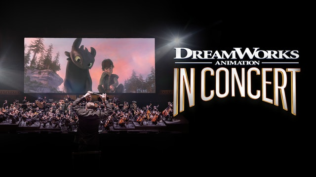 DreamWorks Animation in Concert - Trailer