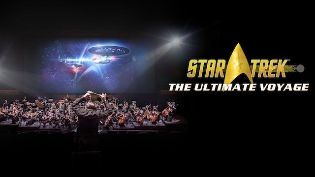 Star Trek: The Ultimate Voyage - Trailer