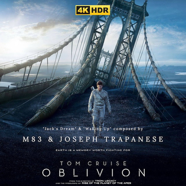 Ep. 29 - M83 and Joseph Trapanese's 'Oblivion'