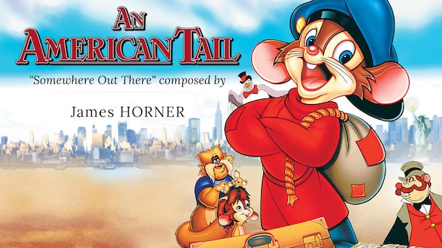 Ep. 41 - James Horner's 'An American Tail'