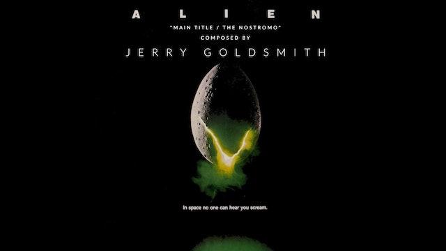 Ep. 106 - Jerry Goldsmith's 'Alien'