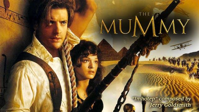Ep. 73 - Jerry Goldsmith's 'The Mummy'