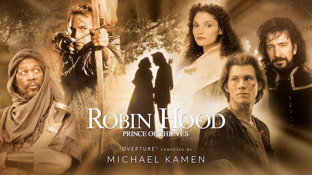 Ep. 54 - Michael Kamen's 'Robin Hood, Prince of Thieves'