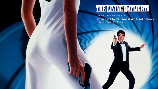 Ep. 56 - John Barry & A-ha's 'The Living Daylights'