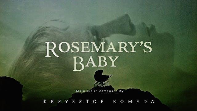 Ep. 104 - Krzysztof Komeda's 'Rosemar...