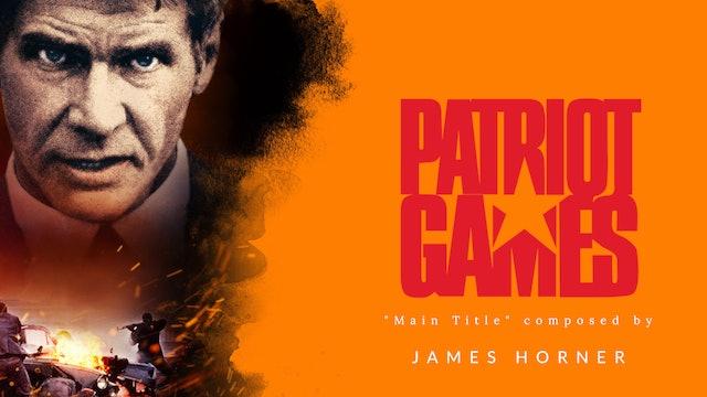 Ep. 69 - James Horner's 'Patriot Games'