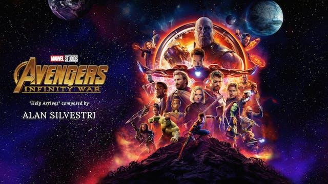 Ep. 49 - Alan Silvestri's 'Avengers I...