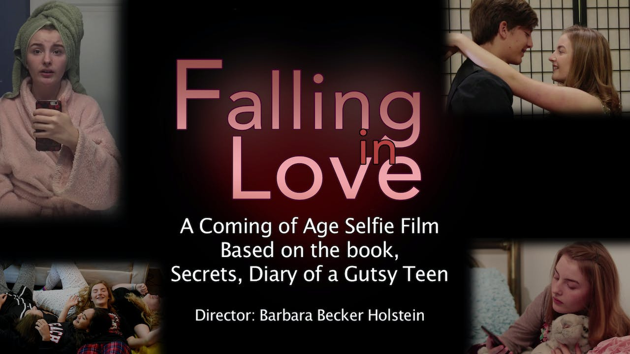 FALLING IN LOVE, A Coming of Age,  Selfie Film