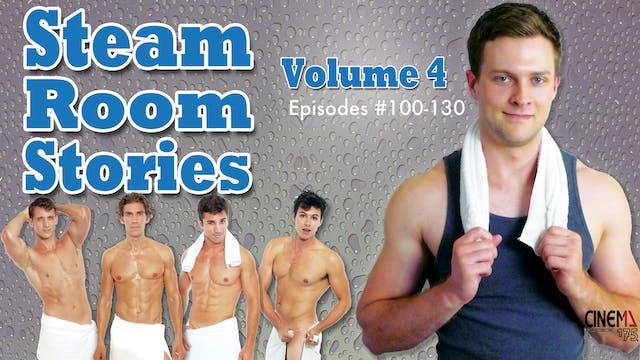 STEAM ROOM STORIES - Volume 4