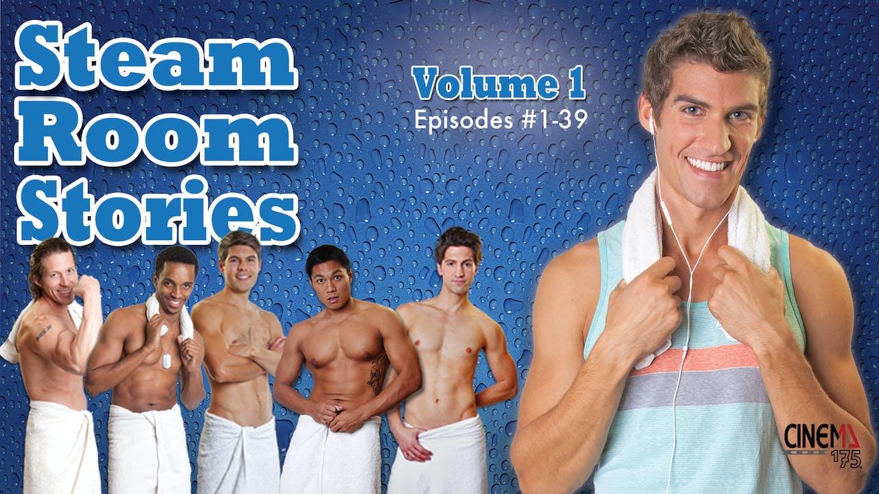 STEAM ROOM STORIES - Volume 1