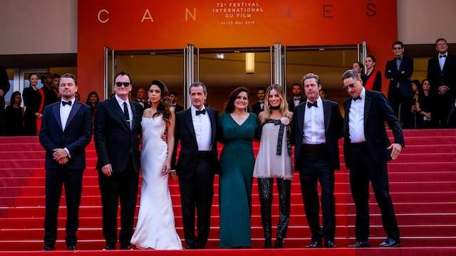Once Upon A Time In Hollywood At The 72nd Annual Cannes Film Festival