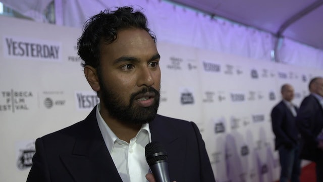 Yesterday Movie Premiere At Tribeca Film Festival 2019 - Himesh Patel, Lily James, Ed Sheeran, Kate Mckinnon, Directed By Danny Boyle