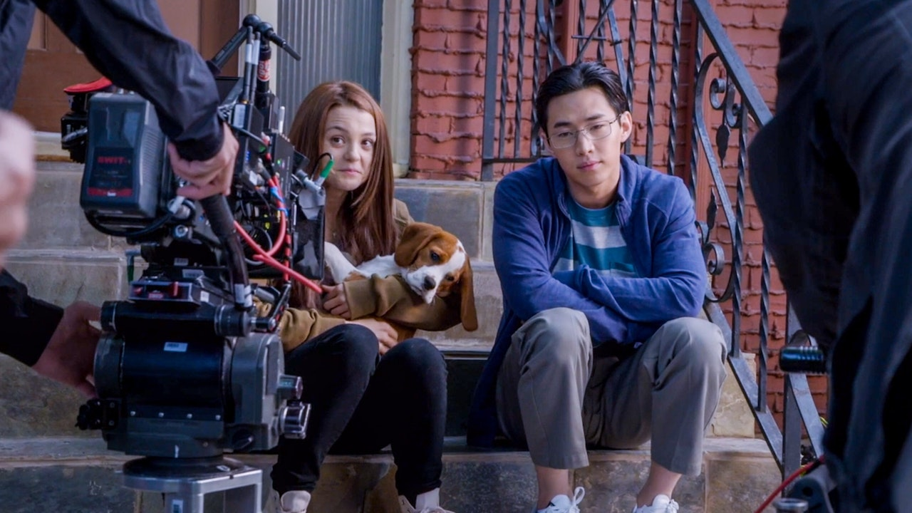 The Making Of A Dog's Journey Movie Behind The Scenes