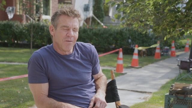 A Dog's Journey Movie Cast Interviews Starring Marg Helgenberger, Betty Gilpin, Henry Lau, Kathryn Prescott, with Dennis Quaid and Josh Gad