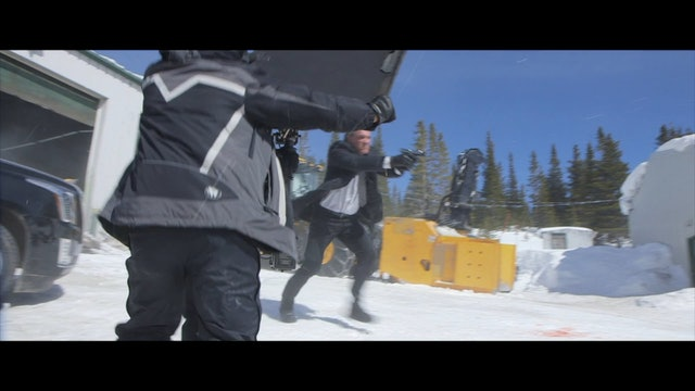 The Making Of Cold Pursuit Movie Behind The Scenes - Liam Neeson, Tom Bateman, Tom Jackson, Emmy Rossum, Domenick Lombardozzi, Julia Jones, John Doman, and Laura Dern