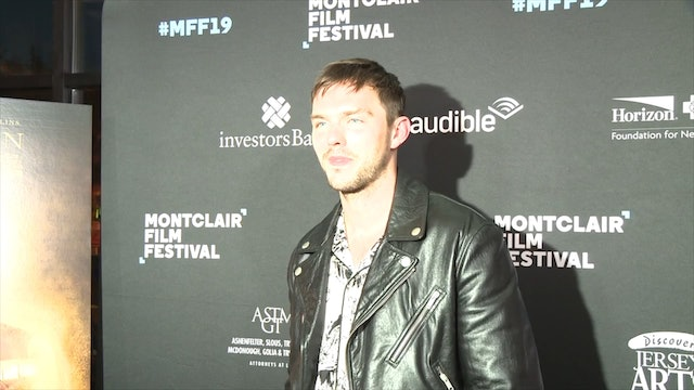 Tolkien Film Interview At Montclair Film Festival - Nicholas Hoult, Lily Collins, Colm Meaney, Anthony Boyle, Patrick Gibson, Tom Glynn-Carney, Craig Roberts, Laura Donnelly, Genevieve O'Reilly, Pam Ferris, Derek Jacobi