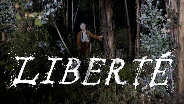 Liberté presented by Zeitgeist Theatre & Lounge