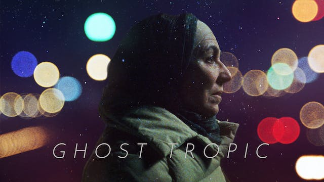 Ghost Tropic   The Apohadion Theater