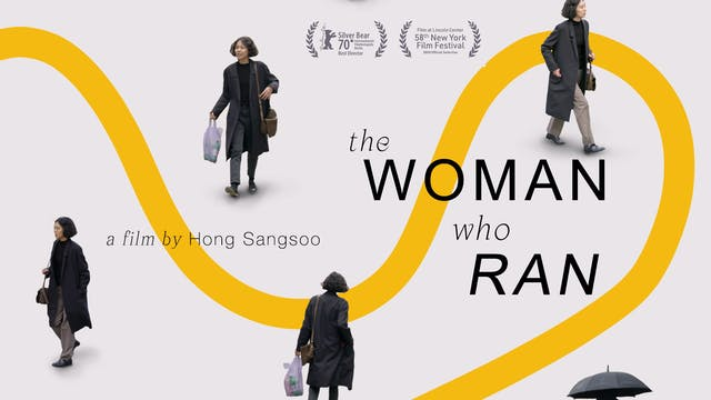 The Woman Who Ran   Kan-Kan Cinema