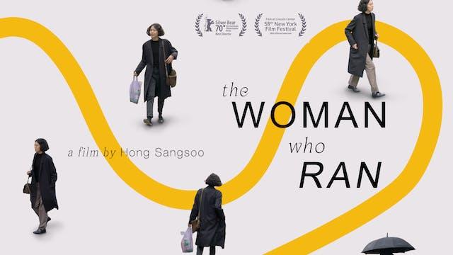 The Woman Who Ran   a/perture cinema