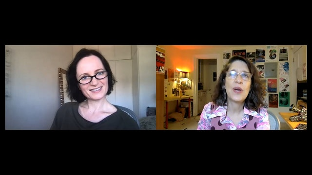 Lynne Sachs in Conversation with Ela Bittencourt