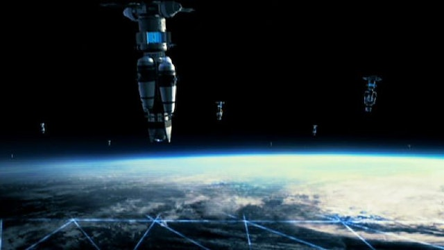 Pax Americana: The Weaponization of Space