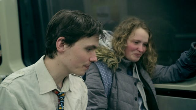 Manic (Trailer)