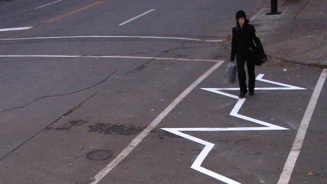 Roadsworth: Crossing the Line