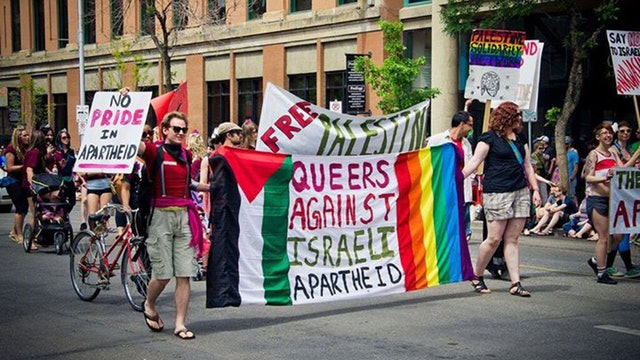 Pinkwashing Exposed: Seattle Fights Back!