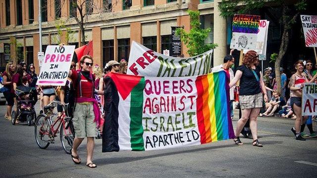 Pinkwashing Exposed: Seattle Fights Back!
