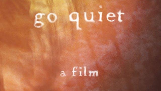 jónsi: go quiet