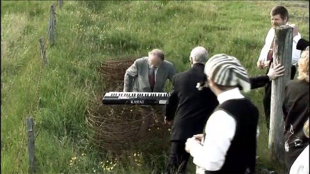 Sigur Ros - Heima Extras - Kirkjubaejarklaustur Choir