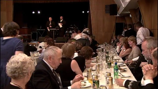 Sigur Ros - Heima Extras - Kvaedamannafelagid Idunn