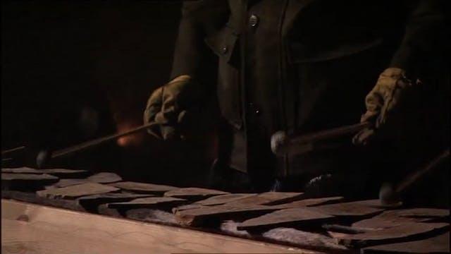 Sigur Ros - Heima Extras - Stone Marimba in a Cave