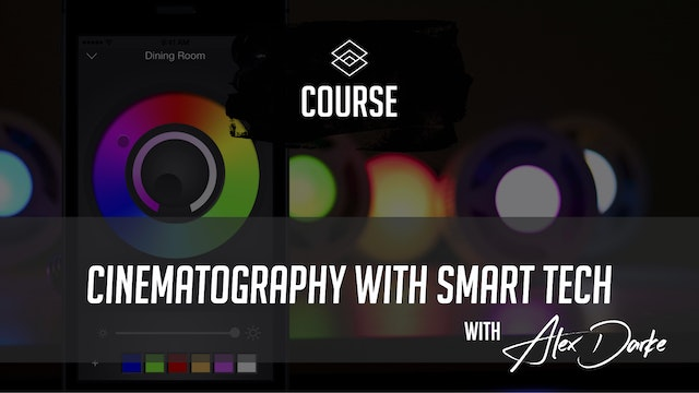 Cinematography with Smart Tech