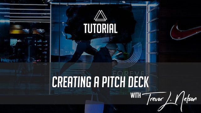 Creating a Pitch Deck