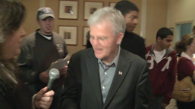 Buddy Calls a Press Conference