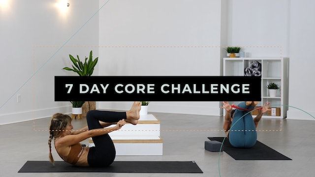 7 Day Core Challenge