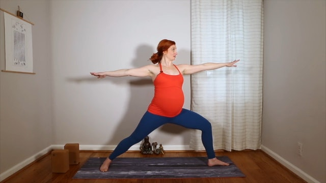Prenatal: Energizing Flow with Dayle