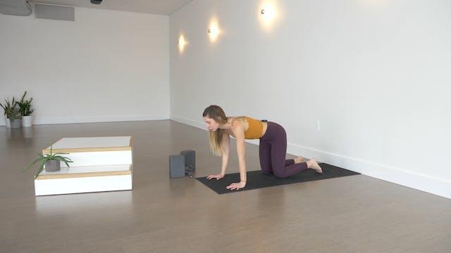 Pose Breakdown: Handstand Shoulder En...