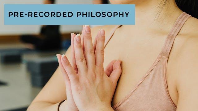Coffee + Philosophy: Detachment + Obs...