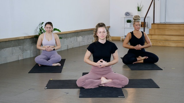 Guided Meditation for Confidence with Casey