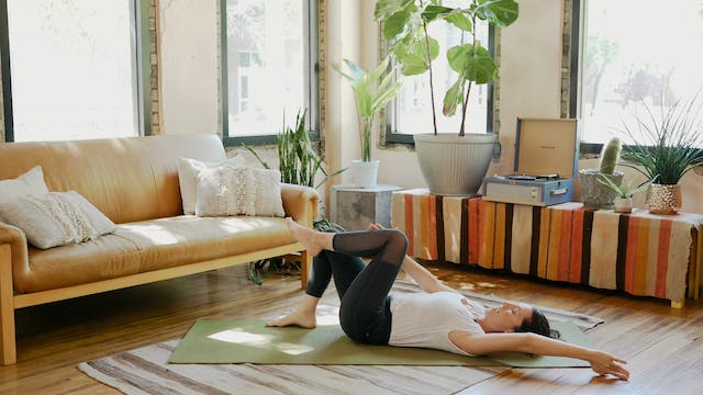 Movement: Gentle Reintroduction to Your Core